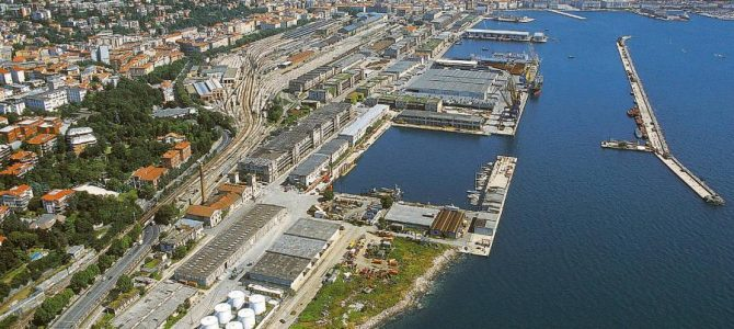 Trieste: two legal actions stop the real estate operations on assets of the International Free Port