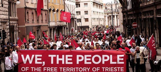 """Tribunale di Trieste: non era """"eversiva"""" la manifestazione per il Porto Franco"""