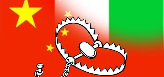 The trap of the Italian-Chinese Memorandum of Understanding