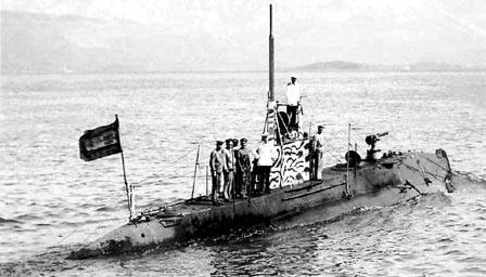 S.M. U-5 del comandante von Trapp